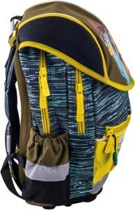 Struktura školního batohu